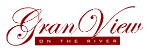 Gran View on the River Logo